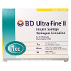 -BD320469 UltraFine II Syringe, , 1CC 8mm 30G 100BOX