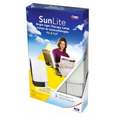 Carex Sunlite Bright Light Therapy Lamp-CX-P801CA