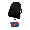The Obus Forme Wideback Backrest Support With a Free Travel Pillow