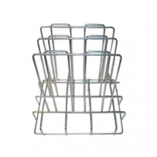 Hydrocollator Stainless Rack for E-1 Units -Part  # 21062