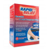 "Rapid Relief  Deluxe Reusable Hot & Cold Compress, Large 9""x13"""