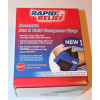 "RAPID RELIEF Reusable Hot & Cold Compress Wrap Size 5""x10"""