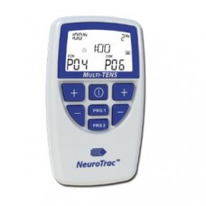 NeuroTrac MultiTENS Digital Dual channel TENS and NMS device +2 set Elec. Free