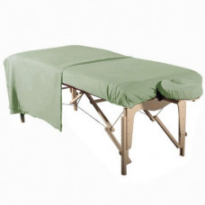 SAGE-Flannel 3pc Massage Table Sheet Set