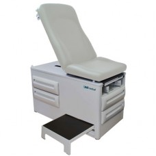 UMF 5240 Exam Table With Side Step River Rock