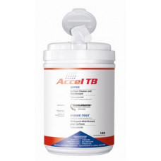 Accel TB Equipment/Surface Wipes 3 pack Low Price-Disinfectant