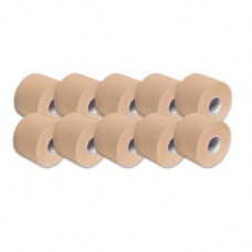 Spider Tech Made in Canada  Kinesiology Tape Beige, Case of 12 Rolls