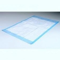 """Blue Disposable Underpads 23""""x24"""" 3 ply - 200/case"""