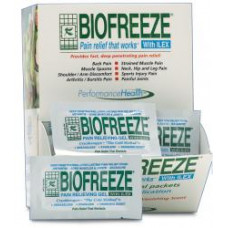 Biofreeze Patient Samples, 100/pk With Brochures-each sample come with brochures