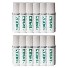 12 Pack Biofreeze Roll-On 3 oz