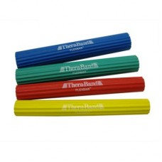 Thera Band Flex Bar -Combo Pack -Yellow,Red,Green,Blue-Flexbar