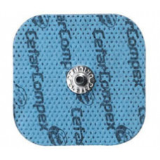 "Compex Easy Snap Electrode (2""x2"") 4 /pk-Total 16 electrodes"