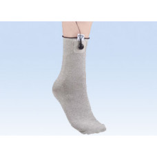 Conductive Sock Garment One Size only   ( price for one unit ) +4 Electrodes
