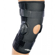 DonJoy Deluxe Hinged Knee Brace code # 81-0758-X