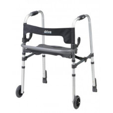 "Clever-Lite LS Walker, Adult with 5"" Wheels-10233"