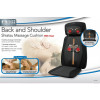 HoMedics Back and Shoulder Shiatsu Massage Cushion- MCS-325H-CA