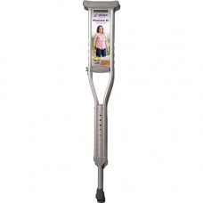 Airgo  ProCare IC Aluminum Crutches with push-button adjust