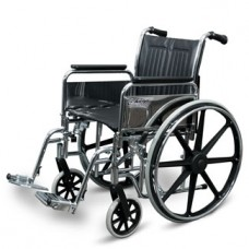 Airgo Procare IC Wheelchair with Detachable Full Arms and Swing