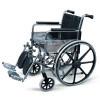 Airgo ProCare IC Wheelchair with Fixed Arms and Elevating Legres-700-626