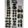 66 The Deluxe Complete Massage Set - 66 Basalt Stones