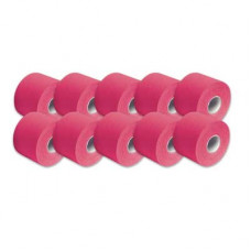 SpiderTech Made in Canada Kinesiology Therapeutic Sports Tape Pink, Case of 12 Rolls