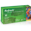 Refresh - Aurella Latex Powder Free Examination Gloves 1000/cs