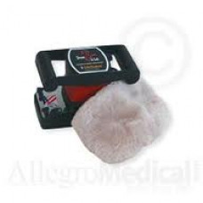 Jeanie Rub Genuine  Sheepskin Pad Cover