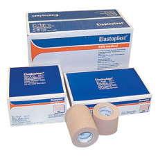 "Tensoplast Althletic Tape, 3"", Tan, (1 Roll) 2- Pack Price"