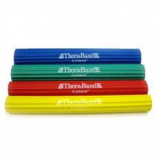 TheraBand FlexBar Combo Pack -Yellow,Red,Green,Blue-