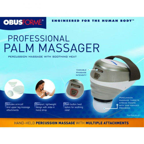 Obus Forme Professional Palm Massager Tm Palm 01