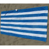 T724 – 100% Cotton Velour Cabana Stripe Beach Towel