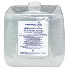 -Wavelength Clear Ultrasound Gel 5 LT x 1 Clear- Bottle