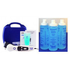 *NEW* Portable Ultrasound US Pro 2000 2nd Edi. Conti. Pulse/Heat+3/pk ultrasound Gel