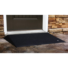 EZ-Access TRANSITIONS Angled Entry Mat 1.5 Riser x 34w x 12 Length